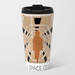 Minimalist 2001: A space odyssey Travel Mug