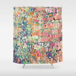 Cell Division Shower Curtain