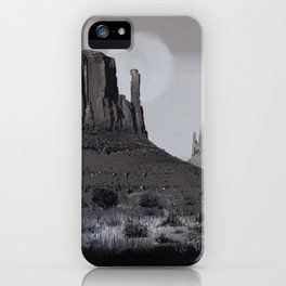 Monument Valley #3 iPhone Case