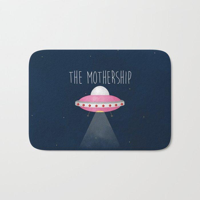 The Mothership Bath Mat