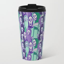 Ghoul Stripes Travel Mug
