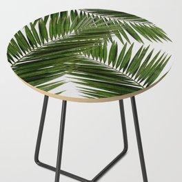 Palm Leaf III Side Table