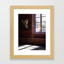 Shine In Framed Art Print