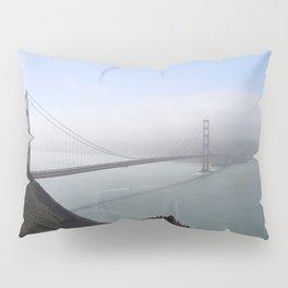 The Golden Gate Bridge Pillow Sham