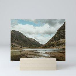 Scottish Highlands Landscape Mini Art Print