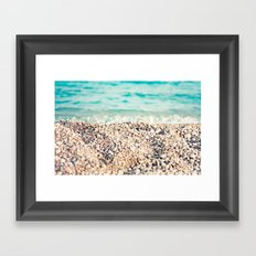 al sol Framed Art Print