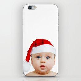 baby Santa iPhone Skin
