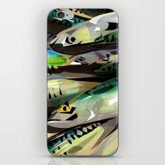 Seafood Market iPhone & iPod Skin
