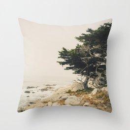 Carmel by the Sea Throw Pillow