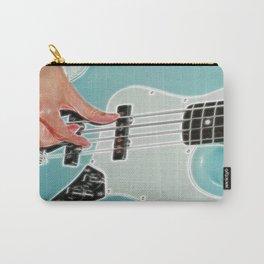 Mr Bassman Guitar fractals Carry-All Pouch