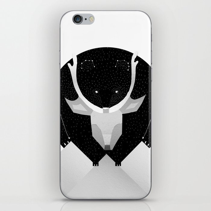 Find the Great Bear iPhone Skin