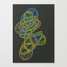 Small Nebula One Canvas Print