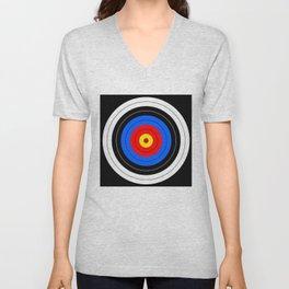Target Unisex V-Neck