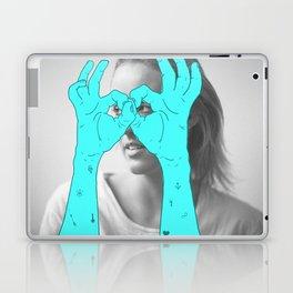 Peak-a-Boo Laptop & iPad Skin