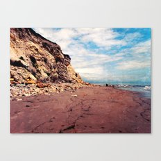 Side Streets  Canvas Print