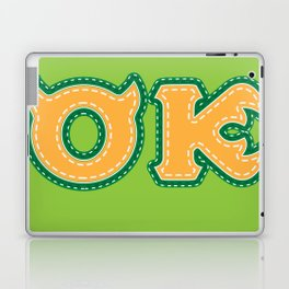 Monster University Fraternity : Oozma Kappa Laptop & iPad Skin