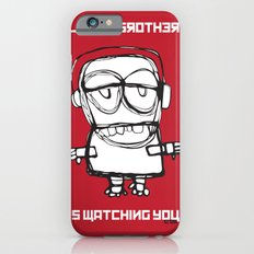 Little Brother is Watching You. iPhone 6s Slim Case