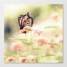 Queen of Spring Canvas Print