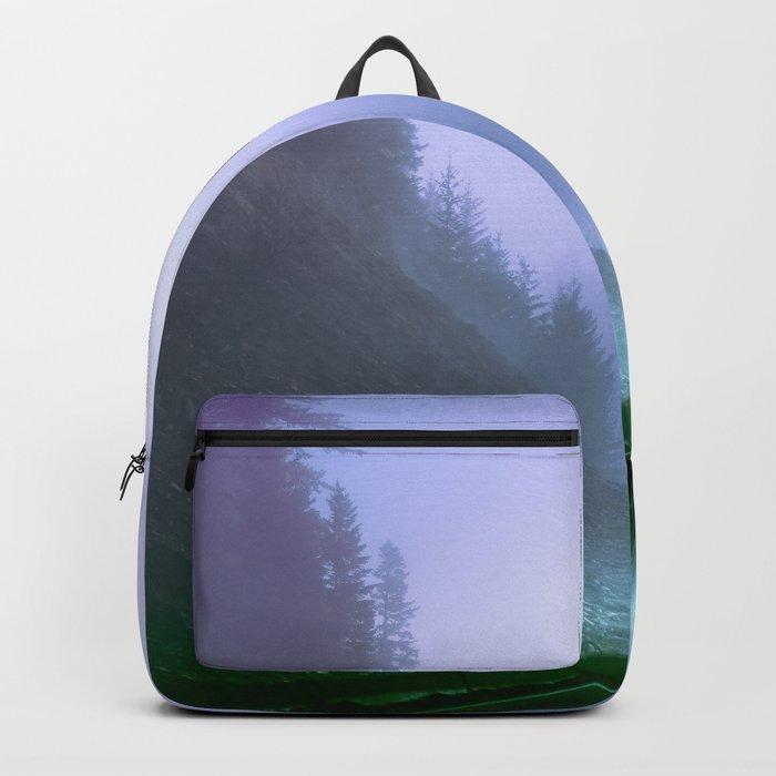Alien Arrival Backpack