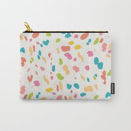 Colorful Animal Print Carry-All Pouch