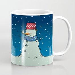 A song for Mr. Snowman Coffee Mug