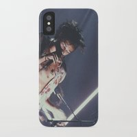 matty healy iPhone & iPod Cases featuring Matty Healy Phone Case by jfiergj0enf