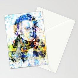 Franz Schubert Composer Musician Portrait Stationery Cards