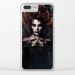 Venus Vendetta Clear iPhone Case