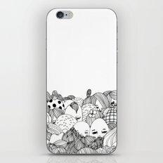 Human Jungle  iPhone & iPod Skin