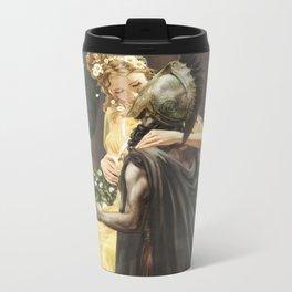Hades & Persephone Metal Travel Mug
