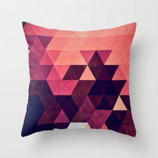 scyyr Throw Pillow