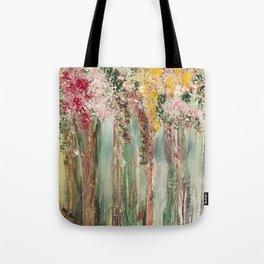 Woods in Spring Tote Bag