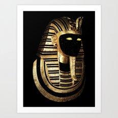 Psusennes MMXII Art Print