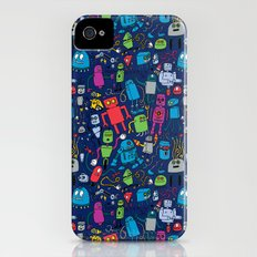 Robots Forever! iPhone (4, 4s) Slim Case