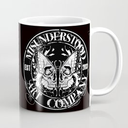 "MISUNDERSTOOD ART COMPANY ""LOGO"" Coffee Mug"