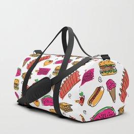 Summer Foods Duffle Bag