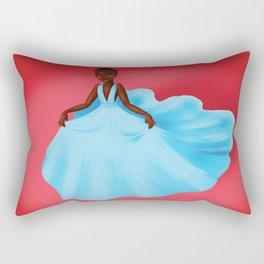 Cinderella of the Oscars Rectangular Pillow