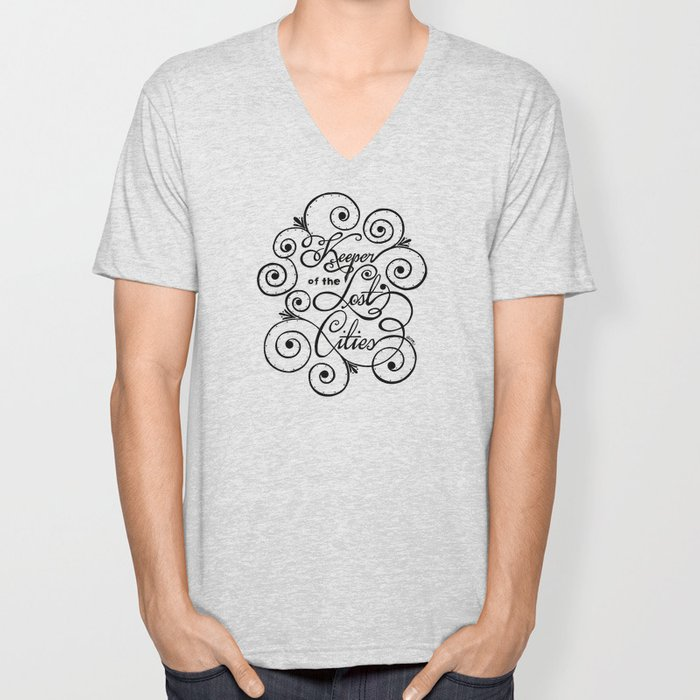 Keeper of the Lost Cities Unisex V-Neck