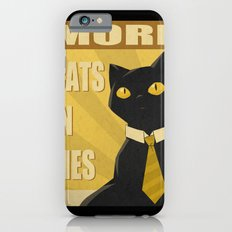 Cats in Ties - PSA Slim Case iPhone 6s