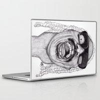 stevie nicks Laptop & iPad Skins featuring Stevie  by Paul Nelson-Esch Art