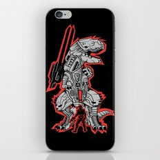 Metal Gear T.REX iPhone & iPod Skin