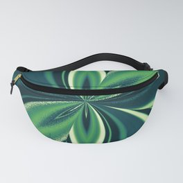 Aromantic Spectrum Pride Pinched Petal Ripples Fanny Pack