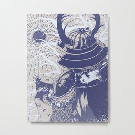Ukita Hinawa Metal Print