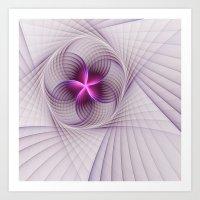 graphic design Art Prints featuring Graphic Design by gabiw Art
