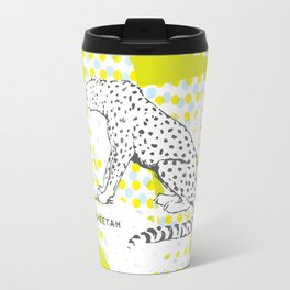POP Cheetah Travel Mug