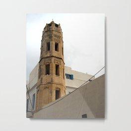 Medina at Sousse, Tunicia Metal Print