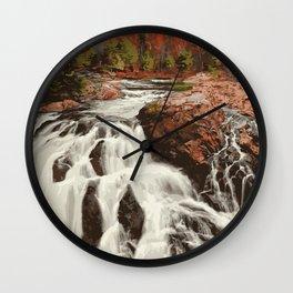 Chutes Provincial Park Wall Clock