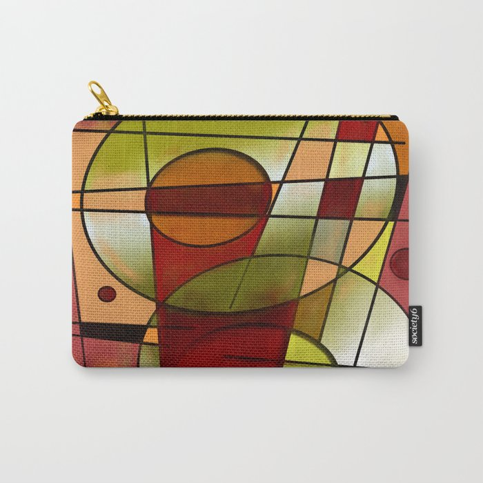 Abstract #752 Carry-All Pouch