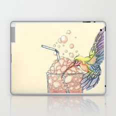 Floating Bubbles Laptop & iPad Skin