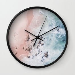 sea bliss Wall Clock